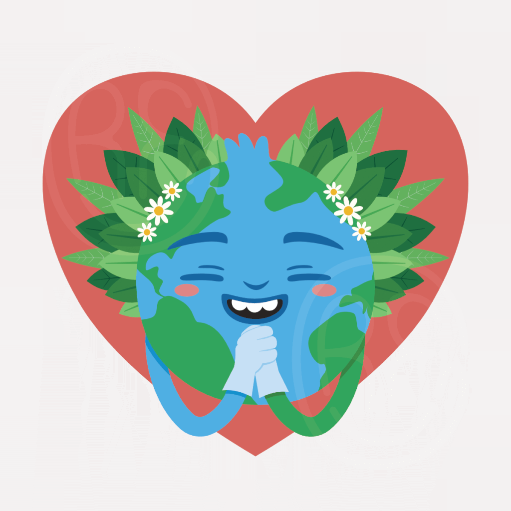 Featured image for Love the Environment collection.